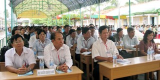 Đại hội đại biểu xã viên thường niên năm 2010