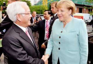Thủ tướng Đức Angela Merkel thăm TPHCM - Hợp tác để nhân dân hai nước cùng hưởng lợi