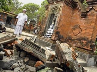 Động đất mạnh rung chuyển Papua New Guinea
