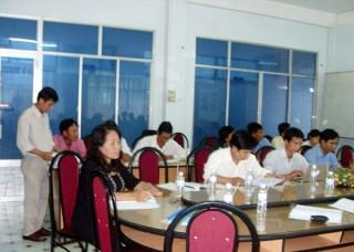 Hội thảo tổng kết đồng quản lý khu bảo tồn đa dạng sinh học vùng cửa sông Hàm Luông
