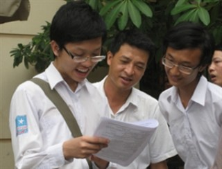 Công bố ngành tuyển thẳng học sinh giỏi quốc gia