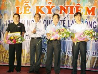 Tháng Công nhân - tăng cường chăm lo đời sống CNVC-LĐ