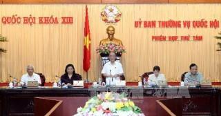 Thường vụ Quốc hội băn khoăn về bổ sung một số dự án mới
