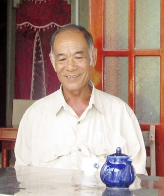 Long Hòa: Nhiều hộ dân hiến đất xây dựng nông thôn mới