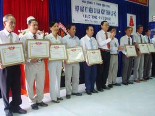 13 cá nhân được nhận kỷ niệm chương Vì sự nghiệp Đông y