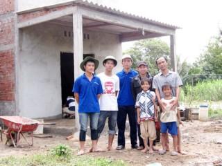 Hai chị em Tuyền, Quý đã được hỗ trợ nhà tình thương