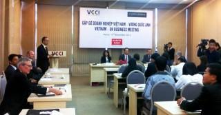 Thúc đẩy hợp tác giữa các doanh nghiệp Việt Nam và Vương quốc Anh