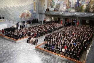 Liên minh châu Âu nhận giải Nobel Hòa bình năm 2012