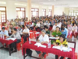 Đại hội đại biểu xã viên thường niên