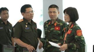 Khai mạc Diễn tập Quân đội các nước ASEAN về hỗ trợ nhân đạo và cứu trợ thảm họa