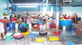 Đánh bắt thủy sản đạt gần 15.000 tấn