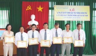Họp mặt Ngày truyền thống Luật sư Việt Nam