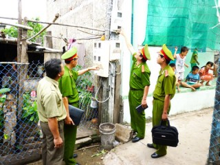 Cảnh báo tình trạng sử dụng điện mất an toàn trong khu dân cư
