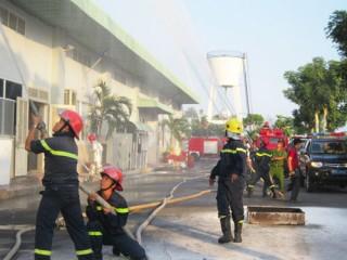 Tăng cường công tác phòng cháy, chữa cháy từ nay đến Tết Nguyên đán