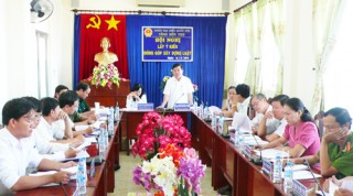 Lấy ý kiến xây dựng Luật Nhập cảnh, xuất cảnh, cư trú của người nước ngoài tại Việt Nam