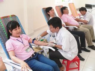 Tiếp nhận 234 đơn vị máu tại Ngày hội gia đình Việt Nam