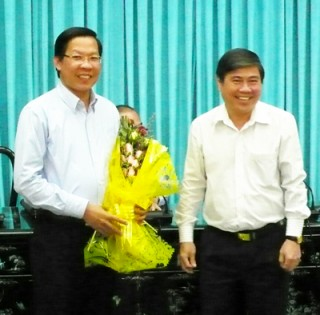 Đồng chí Phan Văn Mãi giữ chức Phó Bi thư Tỉnh ủy Bến Tre nhiệm kỳ 2010-2015