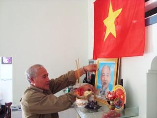 Điển hình về cựu chiến binh học tập và làm theo tấm gương đạo đức Hồ Chí Minh