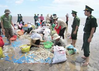 Xã biên giới biển Thới Thuận chuyển mình