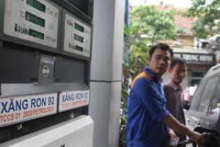 Giá xăng tăng 210 đồng/lít từ 12 giờ trưa nay