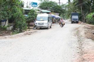 Thuận Điền từng bước hoàn chỉnh hạ tầng nông thôn