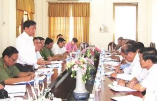 Chuẩn bị sẵn sàng cho Đại hội xã viên Hợp tác xã thủy sản Đồng Tâm nhiệm kỳ 2014-2017