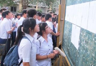 Trên 1 ngàn học sinh lớp 12 tham gia kỳ thi học sinh giỏi cấp tỉnh