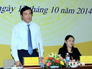 Kỳ họp thứ tám, Quốc hội khóa XIII sẽ khai mạc ngày 20-10