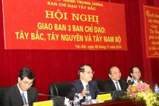 Hội nghị ba Ban chỉ đạo Tây Bắc, Tây Nguyên và Tây Nam Bộ