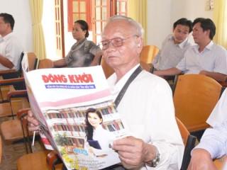 Tìm nhà in để in Báo Đồng Khởi