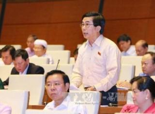 Quốc hội thảo luận dự án Luật Ngân sách Nhà nước (sửa đổi)