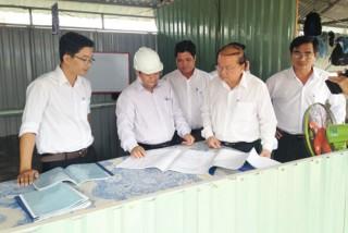Bộ Tài nguyên và Môi trường tiếp tục hỗ trợ thực hiện dự án