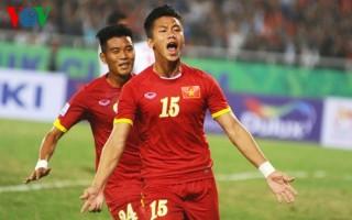 ĐT Việt Nam tăng bốn bậc trên BXH FIFA