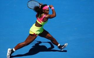 Serena Williams vượt khó vào vòng 3 Australia mở rộng