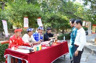 Sôi nổi Ngày thơ Việt Nam tại Bến Tre