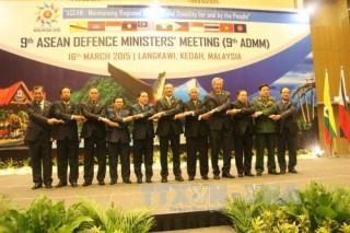 Hội nghị ADMM-9 ra Tuyên bố chung về duy trì an ninh và ổn định trong khu vực