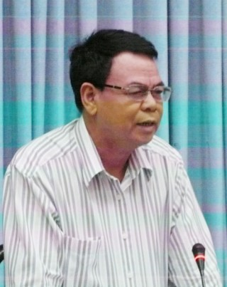 Đồng chí Võ Thành Hạo - Bí thư tỉnh ủy: Tập trung lãnh đạo thành công đại hội đảng các cấp