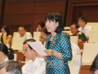 Quốc hội thảo luận về dự thảo Luật Tài nguyên, môi trường biển và hải đảo