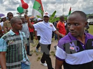 Khai mạc hội nghị EAC bàn về cuộc khủng hoảng Burundi