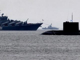 Nga và Ai Cập tập trận hải quân một tuần tại Địa Trung Hải