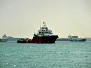 Tàu chở dầu treo cờ Malaysia mất tích cùng 22 thủy thủ