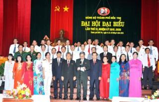 Đại hội Đảng bộ TP. Bến Tre lần thứ XI, nhiệm kỳ 2015-2020 thành công tốt đẹp