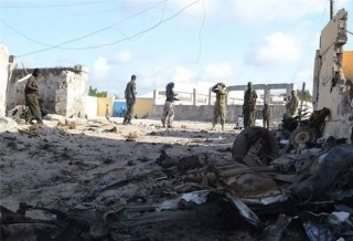 Phiến quân Al-Shabaab tấn công căn cứ huấn luyện tình báo Somalia