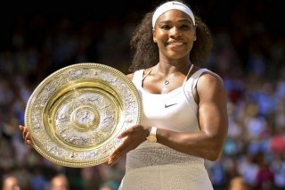 Serena Williams lập hàng loạt kỷ lục với chức vô địch Wimbledon