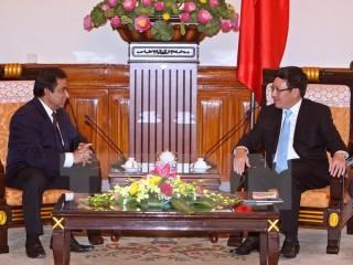Việt Nam-Bangladesh tăng phát triển quan hệ hữu nghị truyền thống