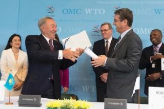 Kazakhstan gia nhập WTO sau quá trình đàm phán khó khăn nhất lịch sử
