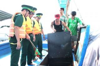 Hoàn thành thắng lợi nhiệm vụ bảo vệ chủ quyền an ninh biên giới biển