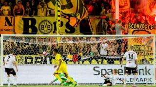 Dortmund lội ngược dòng thần kỳ ở Europa League