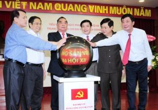 """Khai trương Trang tin điện tử """"Đảng Cộng sản Việt Nam – Đại hội XII"""""""