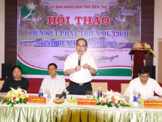 Phát triển ngành Dừa của Bến Tre và đồng bằng sông Cửu Long trở thành ngành mũi nhọn